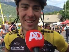 Timo Roosen ziet ploeggenoot Roglic ook morgen winnen
