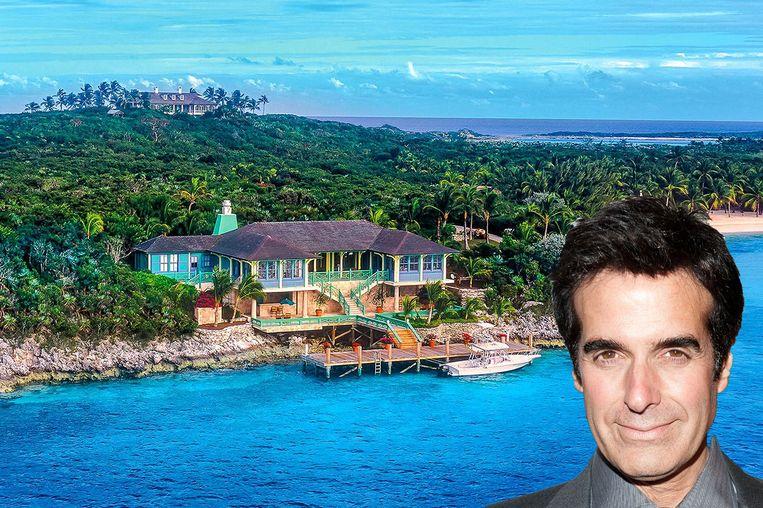 David Copperfield's Musha Cay.