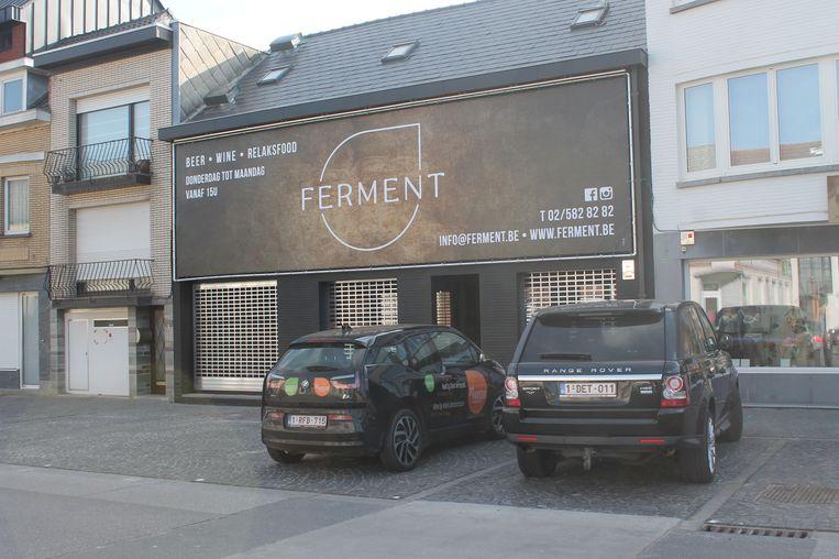 Lennik is een nieuwe horecazaak rijker: Ferment.