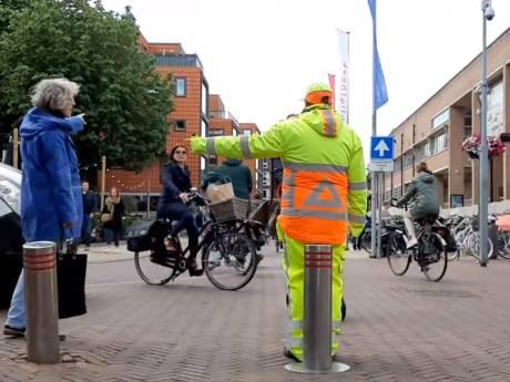 Verwarring, begrip en boosheid bij eenrichting voor voetgangers in centrum Apeldoorn