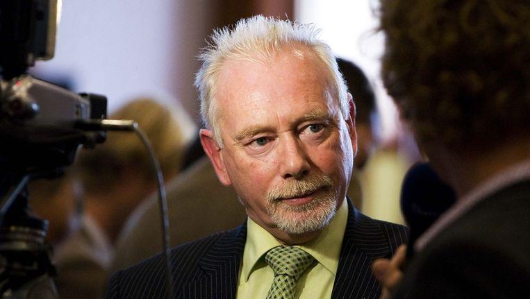 Burgemeester Wim Cornelis. © ANP Beeld