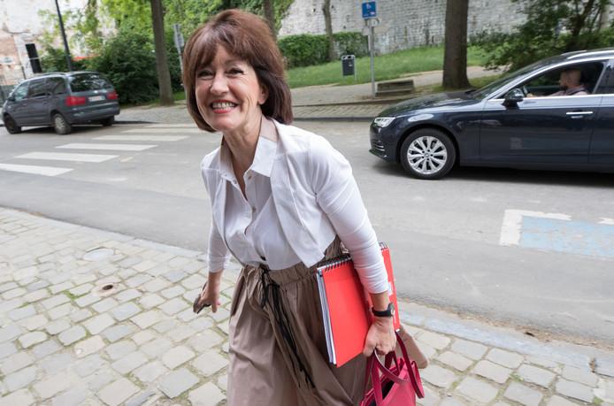 Laurette Onkelinx (PS).