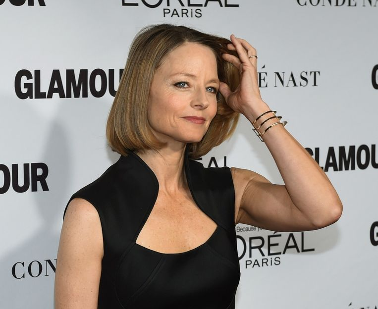 Jodie Foster Beeld afp