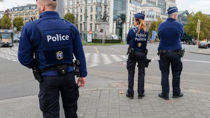 Brusselse politie belaagd door 50-tal sans-papiers