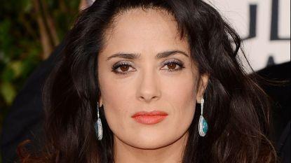 "Salma Hayek: ""Harvey Weinstein dreigde ermee me te vermoorden"""