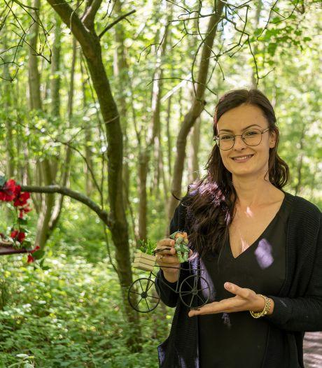 Renesse is een kabouterbos rijker