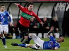 Plotseling klopt er niets meer van bij FC Den Bosch