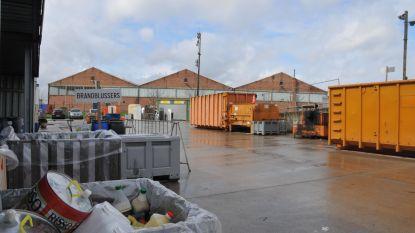 Openingsuren recyclageparken wijzigen door hitte