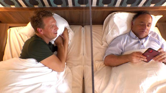 Marc Van Ranst vertelt over z'n privéleven in de rubriek 'Bedgeheimen' in 'Gert Late Night'.