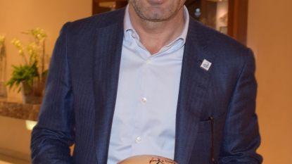 """De Houten Bal aflevering 28, met Luis Figo: """"Nooit heeft Barça hem zijn rare transfer naar Real Madrid vergeven"""""""