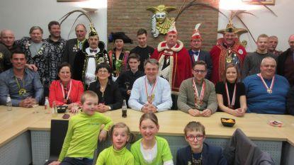 Stadsbestuur ontvangt carnavalsgroepen voor receptie