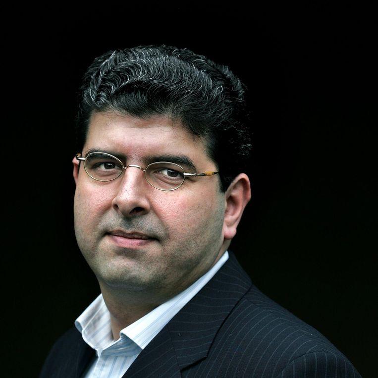 Afshin Ellian, hoogleraar Encyclopedie van de rechtswetenschap aan Universiteit Leiden. Beeld Guus Dubbelman/de Volkskrant