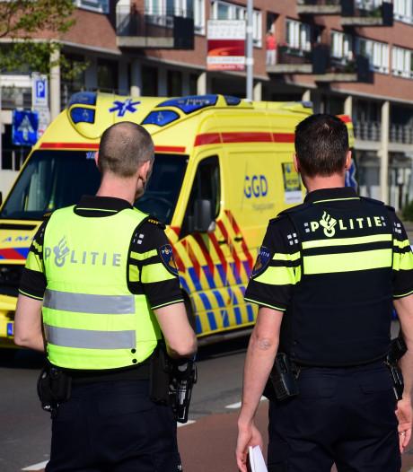 Fietsster ernstig gewond bij valpartij in Leidschendam