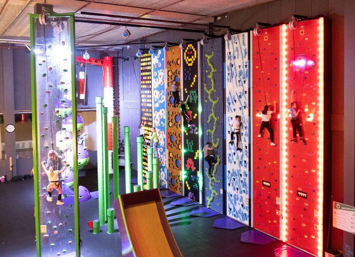Speelparadijs Play-In in Utrecht.
