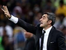 """""""Valverde KO"""": l'entraîneur du Barça licencié ce lundi?"""
