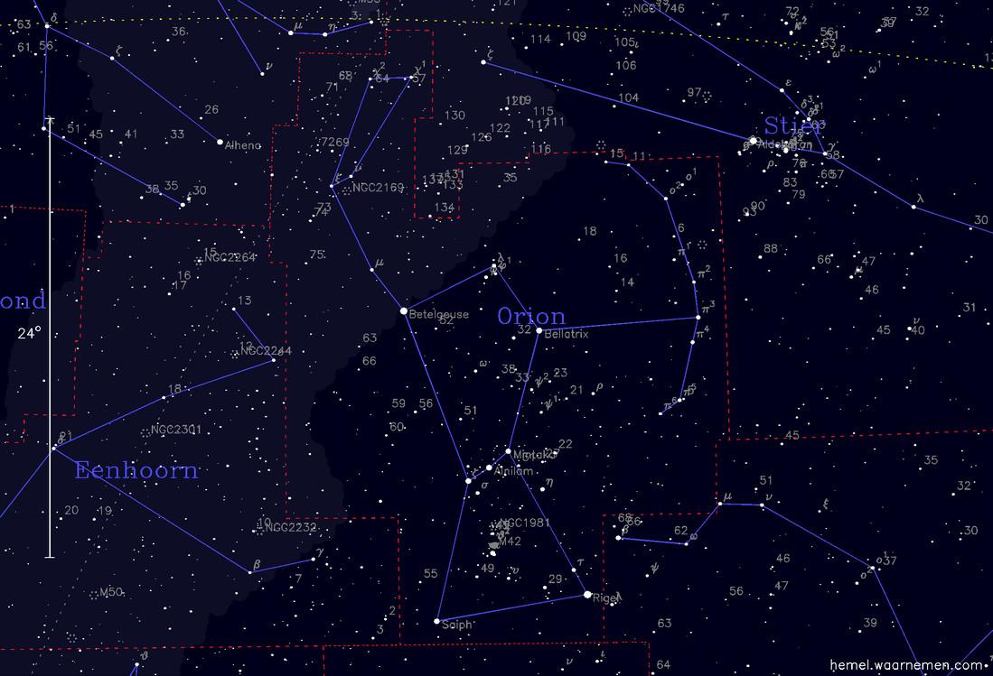 Vallende sterren zien? Kijk zaterdag schuin omhoog naar het zuiden ...