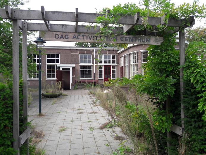 Ook gebouw Veldzicht op landgoed Coudewater gaat gesloopt worden.