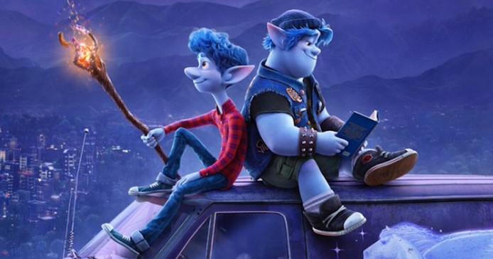 """""""En avant"""", le nouveau film de Pixar, est attendu pour mars 2020."""