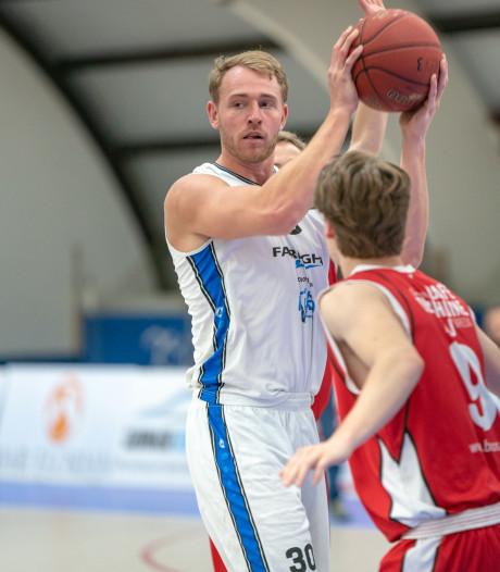 Basketballer Michael Schildering kiest na vertrek bij Dolphins voor Arnhem Eagles