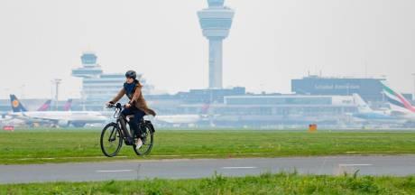 Fietssnelweg bij Schiphol moet files tegengaan