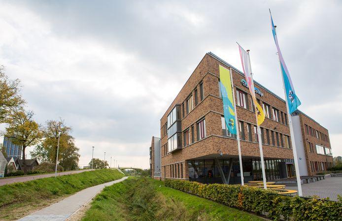 De locatie Griftdijk van het Citadel College.
