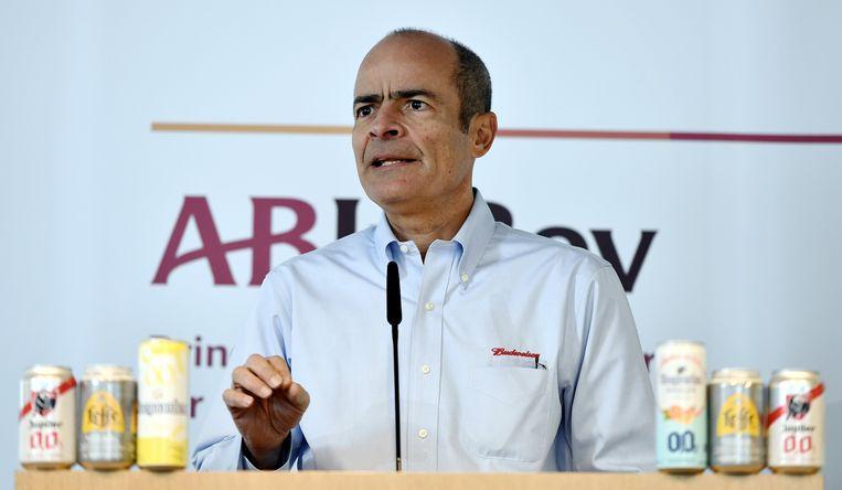 AB InBev CEO Carlos Brito (2018).