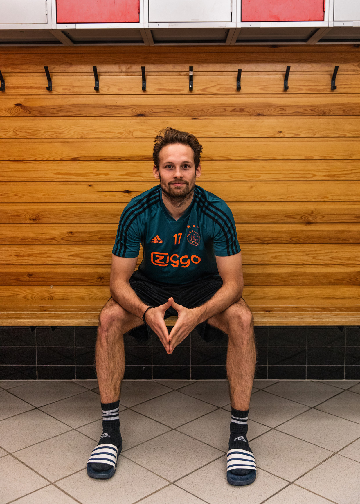 Daley Blind. Beeld Lin Woldendorp