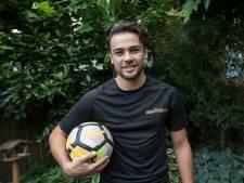 Astenaar Gianni Steijlen wil in Amerika voetbalplezier terugvinden
