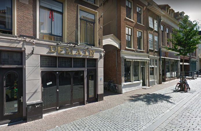 Cocktailbar Demain aan de Lange Hezelstraat in Nijmegen.