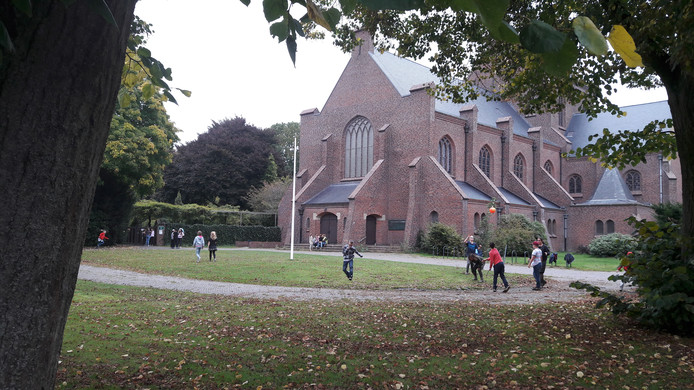 De Maria Boodschapkerk in Goirle.