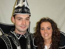 Prins Leon en prinses Linda in Keldonk