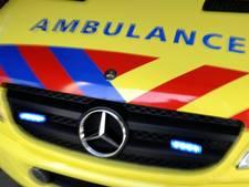 Ongeval op N209 in Zoetermeer