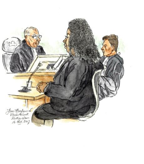 Gerechtshof stelt uitspraak in zaak Macintosch uit