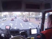 Met loeiende sirenes op pad met de Brabantse brandweer: echte beelden geven inkijkje in heftig werk