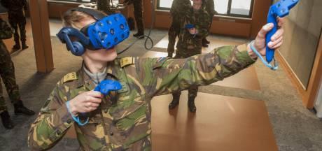 Les krijgen met virtual reality is de toekomst op school, Veiligheidsacademie Harderwijk loopt voorop