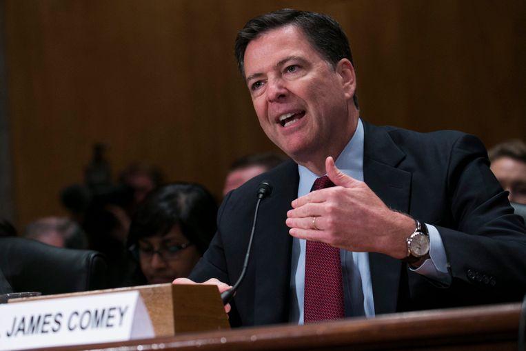 FBI-directeur James Comey krijgt in de VS steeds meer kritiek.