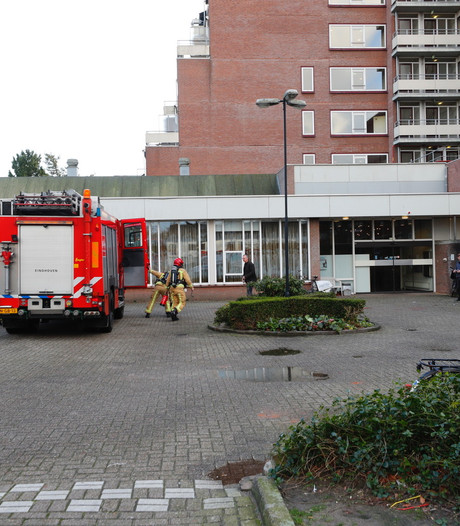 Rookontwikkeling in woning Eindhovense flat