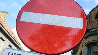 Deze week verkeershinder in Collegestraat en Moeie