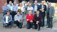 Duivenmelker Stijn op kampioenenpad bij 'De Arend'