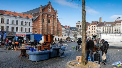 Brussel pompt half miljoen in projecten in Marollen