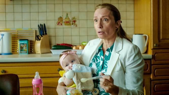 """Ze is momenteel te zien in twee series, maar actrice Tania Kloek neemt zeker voor onzekere: """"Net mijn boekhouddiploma gehaald"""""""