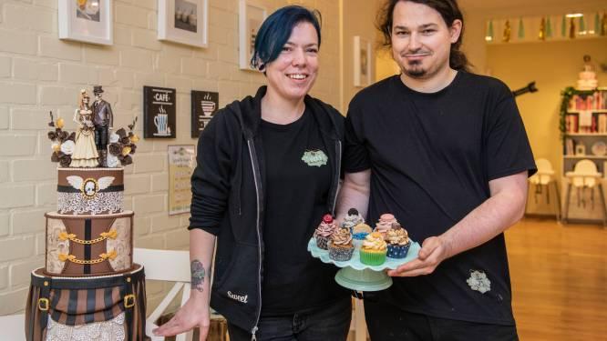 """""""Van onze droom realiteit gemaakt"""": in het spoor van de korte keten tussen de taarten en cupcakes van Sweet Mania"""