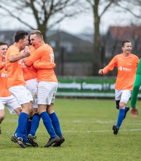 Geen kampioenen? Dit betekent de beslissing van de KNVB voor de West-Brabantse clubs