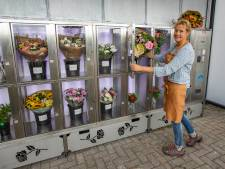 Stalletje maakt in Westland plaats voor boeketautomaat