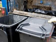 Inwoners Veere betalen straks per keer als ze de grijze container aanbieden
