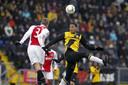 Idabdelhay in actie tegen Ajax