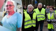 """200 mensen zoeken mee naar vermiste John Krahé (74): """"Deze onzekerheid sloopt ons helemaal"""""""