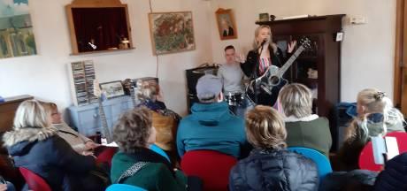 Huiskamerfestival in centrum Oldenzaal smaakt naar meer
