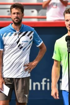 Pikante loting  voor duo Koolhof en Haase op US Open