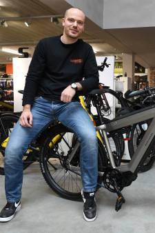 E-bike maakt van plaatselijke fietsenmaker halve elektricien